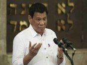 फिलीपींस के राष्ट्रपति ने सेना से कहा- विद्रोही महिलाओं के वजाइना में गोली दाग दो