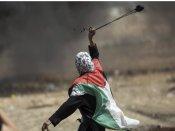 गाजा पट्टी में नरसंहार: इजरायल के अटैक से 37 फिलीस्तीनियों की मौत, 500 लोग घायल