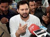 चोर दरवाजे से सरकार में बैठ मलाई चाट रहे भाजपाई कर्नाटक के मामले में उच्चकोटि का प्रवचन किसे बाँट रहे: तेजस्वी