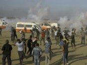 गाजा में विरोध प्रदर्शन में हमास ने कुबूला सच, इजरायल को मिली एक और वजह