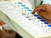 हेबल में पोलिंग बूथ में ईवीएम में खराबी के बाद वोटिंग रद्द, दोबारा होंगे चुनाव