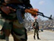 जम्मू-कश्मीर: अनंतनाग में आतंकियों ने CRPF जवान से छीनी राइफल