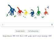 फादर्स डे पर गूगल-डूडल ने कुछ इस तरह से पिता को किया याद