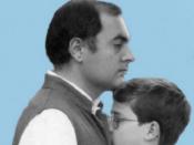 Fathers Day: राजीव-राहुल की पुरानी तस्वीर के साथ कांग्रेस ने शेयर किया भावुक पोस्ट