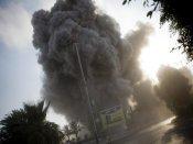 गाजा पर इजरायल ने किए हवाई हमले, हमास के कई ठिकानों के ध्वस्त होने का दावा