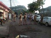 हिमाचल प्रदेश: नैना देवी में पुलिस-बदमाशों के बीच मुठभेड़, एक बदमाश ढेर, दो गिरफ्तार