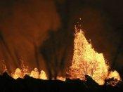 हवाई के किलाएवा ज्वालामुखी में फिर से ब्लास्ट, पूरा द्वीप हुआ तबाह