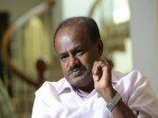 कर्नाटक के सीएम कुमारस्वामी को सोशल मीडिया पर किया ट्रोल, पुलिस के हत्थे चढ़ा शख्स