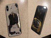 अपडेट करते समय iPhone X में हुआ ब्लास्ट, Apple ने दिए जांच के आदेश