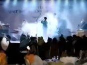 LIVE परफॉर्मेंस दे रहे रॉक बैंड को बहा ले गई सुनामी, सामने आया दिल दहला देने वाला VIDEO