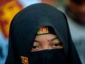 श्रीलंका ने बैन किया बुर्का, NTJ की मस्जिद में दाखिल हुई पुलिस और ली तलाशी