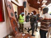 कोलंबो ब्लास्ट: कश्मीर आए थे हमले में शामिल दो आतंकी, श्रीलंका के आर्मी चीफ का दावा