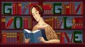 Google Doodle: दुनिया की पहली पीएच.डी. प्राप्त महिला को गूगल का सलाम