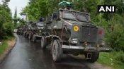 जम्मू कश्मीर में 25000 अतिरिक्त जवानों की तैनाती, लंगर बंद, धार्मिक स्थलों की सुरक्षा हटी