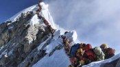 माउंट एवरेस्ट पर क्यों हो रही हैं मौतें, नेपाल सरकार ने बताई ये वजह