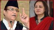 कम नहीं हो रही आजम खान की मुश्किलें, जया प्रदा पर टिप्पणी के मामले में चार्जशीट दायर