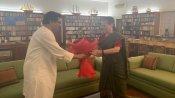 सोनिया गांधी से MNS प्रमुख राज ठाकरे ने की मुलाकात, EVM पर हुई चर्चा