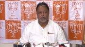 मुकुल रॉय ने TMC में जाने की अफवाहों पर लगाया विराम, बोले- बीजेपी कार्यकर्ता के रूप लड़ाई जारी रहेगी