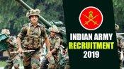 इंडियन आर्मी में नौकरियां, जूनियर कमीशंड ऑफिसर के पदों पर मौका