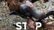Ganesha Visarjan: बप्पा की खंडित तस्वीर देख आपा खो बैठे रितेश देशमुख, गुस्से में किया ये Tweet