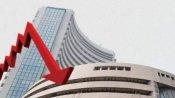 लगातार तीसरे दिन धड़ाम हुआ शेयर बाजार, सेंसेक्स 562 अंक गिरकर हुआ हुआ बंद, निफ्टी 14800 के नीचे