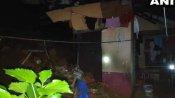 कर्नाटक: मंगलौर में घर की दीवार गिरी, दो बच्चों की मौत