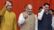 महाराष्ट्र: सरकार बनाने के लिए बीजेपी शिवसेना को देगी सरकार में 40 फीसदी हिस्सेदारी का ऑफर!
