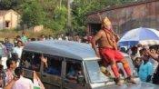 पश्चिम बंगाल: भगवान हनुमान बन बीजेपी के लिए प्रचार करने वाले शख्स ने की आत्महत्या