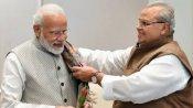 जम्मू-कश्मीर के बाद सत्यपाल मलिक ने संभाली गोवा की जिम्मेदारी, पीएम मोदी से की मुलाकात
