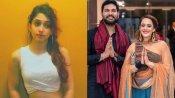 दिवाली पार्टी में लहंगा के साथ कुर्ती लाना भूलीं हेजल, आमिर की बेटी ने दे दिया अपना टॉप