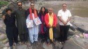 72 साल बाद पीओके के शारदा पीठ में दंपति ने की पूजा, काफी कठिनाई के बाद पहुंचे