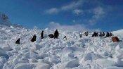 जम्मू कश्मीर में हिमस्खलन की तीन घटनाओं में 6 सैनिकों समेत 12 लोगों की मौत