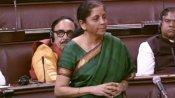 वित्त मंत्री निर्मला सीतारमण ने संसद से मांगी 21,246.16 करोड़ रुपये के अतिरिक्त खर्च की मंजूरी