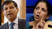 निर्मला सीतारमण के आरोपों पर रघुराम राजन का जवाब- मेरा दो तिहाई कार्यकाल तो भाजपा सरकार में ही रहा