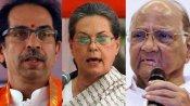 महाराष्ट्र में शिवसेना-NCP-कांग्रेस संभावित सरकार गठन पर संकट!
