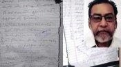 ऑटो चालक ने सुसाइड नोट में मोदी सरकार के इस कानून को ठहराया जिम्मेदार