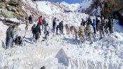 जम्मू कश्मीर: एलओसी से सटे कई इलाकों में भीषण हिमस्खलन, 4 जवान लापता