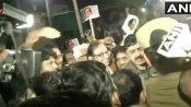 106 दिन बाद जेल से बाहर आए पूर्व वित्त मंत्री पी. चिदंबरम, कहा- सत्य की जीत हुई