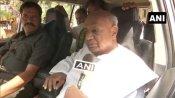 पूर्व पीएम देवगौड़ा का बड़ा बयान, बोले- मुझे राज्यसभा जाने का कोई शौक नहीं, अब चुनाव नहीं लडूंगा