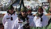 Video: सियाचिन पहुंच आर्मी चीफ जनरल नरवाणे ने बढ़ाया जवानों का हौंसला