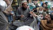 आटे की कमी से जूझ रहे पाकिस्तान में लोगों को रोटी तक के लाले