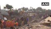 पंजाब: मोहाली में तीन मंजिला इमारत ढही, मलवे में कई लोगों के दबे होने की आशंका