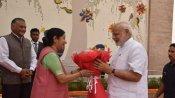 पीएम मोदी ने सुषमा स्वराज को उनके जन्मदिन पर किया याद, तस्वीर शेयर कर लिखी ये बात