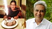 सुषमा स्वराज के जन्मदिन पर पति ने शेयर की खास तस्वीर, लिखा ये खूबसूरत मैसेज