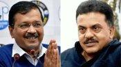 Delhi election results: कांग्रेस नेता ने जय बजरंग बली लिखकर दी केजरीवाल को शुभकामनाएं