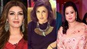 धार्मिक भावनाएं भड़काने के मामले में रवीना टंडन, फराह खान, भारती सिंह को हाईकोर्ट से राहत
