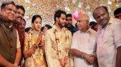 Fact Check: क्या लॉकडाउन तोड़ निखिल कुमारस्वामी की शादी में शामिल हुए थे बीएस येदियुरप्पा?