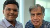 अर्जुन देशपांडे: टाटा के साथ कारोबार करने वाले 18 साल के कारोबारी