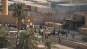 बगदाद में अमेरिकी दूतावास के पास रॉकेट अटैक, सुलेमानी की हत्या के बाद से लगातार हो रहे हमले