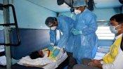 कोरोना के बढ़ते मामलों के बीच रेलवे के 200 से ज्यादा कोविड कोच तैनात, 80 हजार बेड स्टैंडबाय